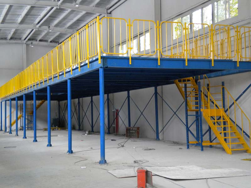 Buy Steel Mezzanine Floor Structure From Proto Engineers