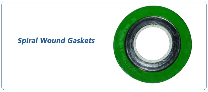 Spiral Wound Gasket Maharashtra India by Paras Industrial