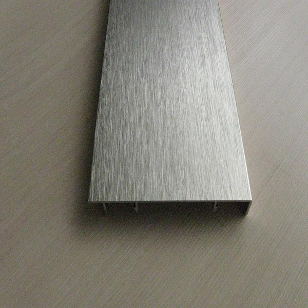 how to make clear aluminum