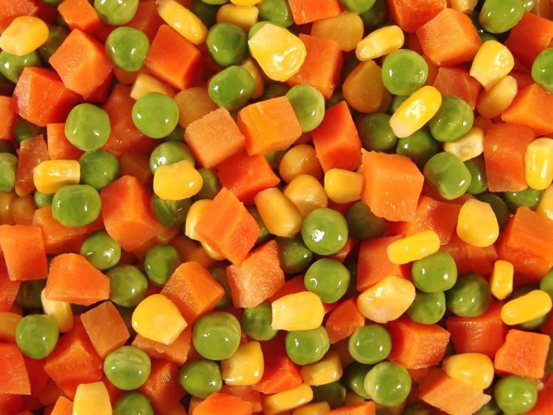 Frozen Mixed Vegetables (85862)