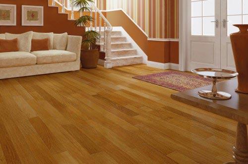 Wooden Flooring Sheet
