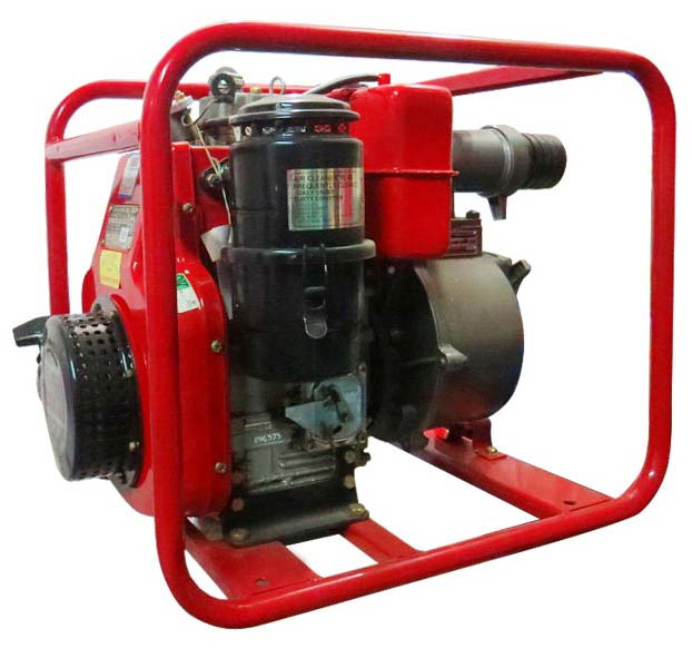 Portable Water Pump Set (Greaves GSP 80B)