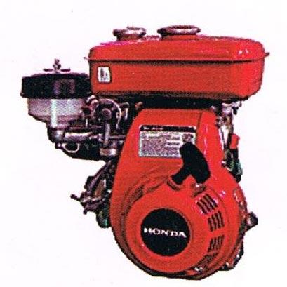 Portable Water Pump Set (Honda GK 200)