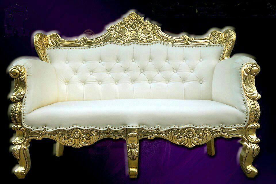 Wedding Sofa Set 007