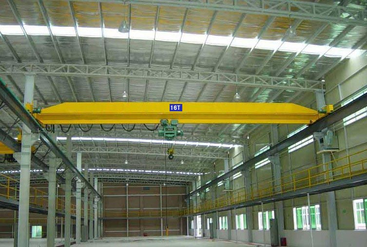 3 2 Ton Single Girder Electric Hoist Crane Manufacturer in China by