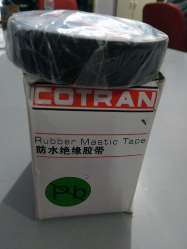 Cotran pvc tape and rubber mastic tape combo