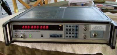 Microwave Frequency Counter (Microwave Frequency)
