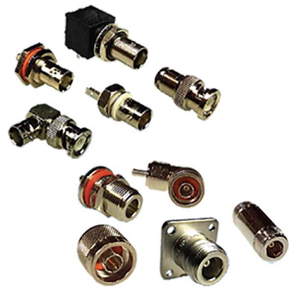 miniature coaxial connectors