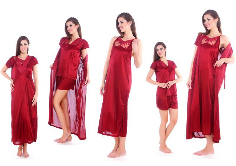d9e859ad4 Ladies Nighty Manufacturer in Adoni Andhra Pradesh India by Sree ...