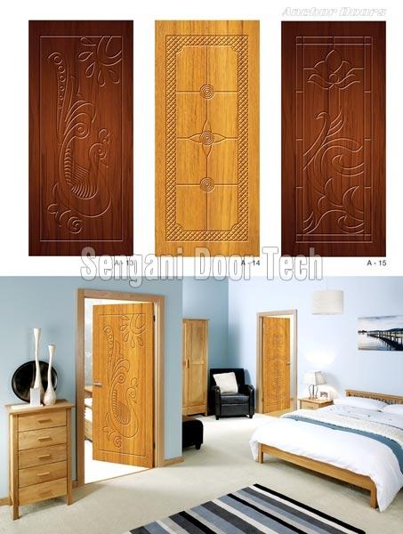 Designer Hardwood membrane doors (H D Series)