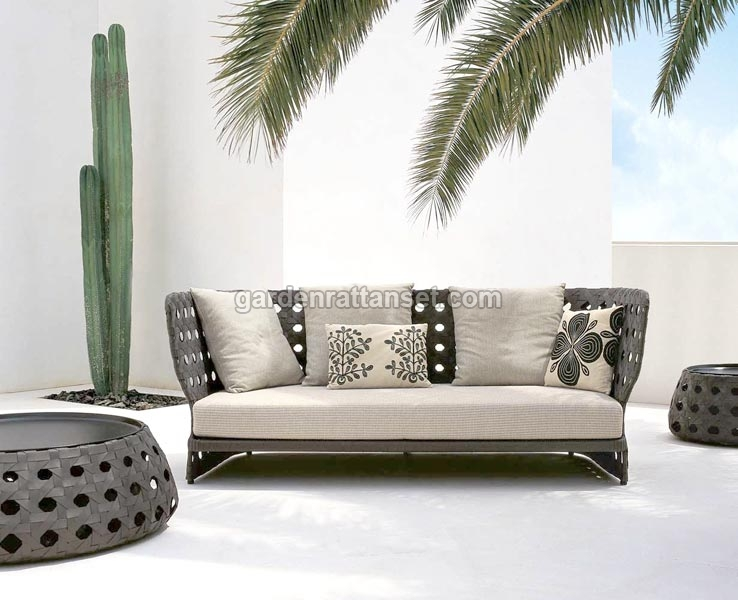 Fantastic High Back Rattan Sofa Set Manufacturer In Zhejiang China By Caraccident5 Cool Chair Designs And Ideas Caraccident5Info