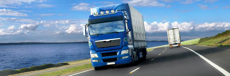Services - Road Transportation Services from Mumbai