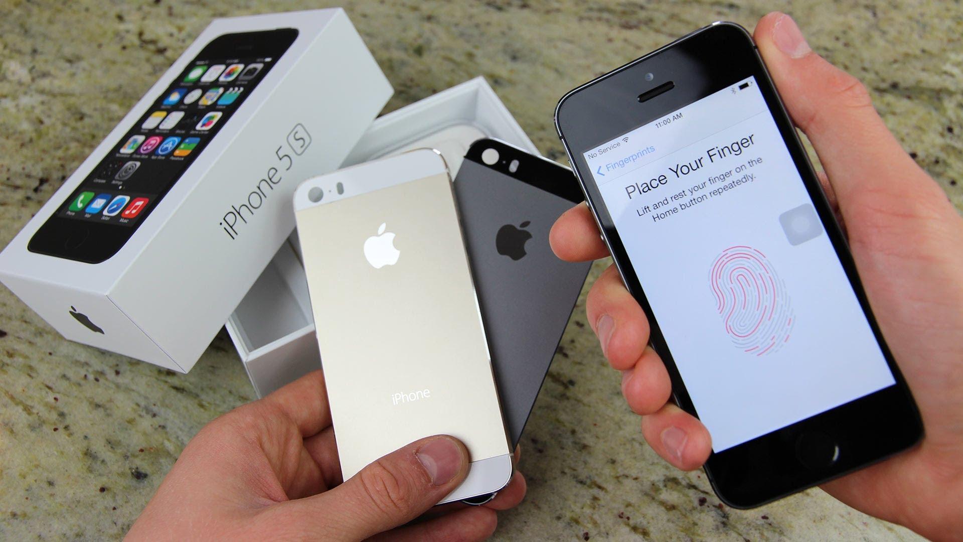 Mobile Phones (Unlocked Apple iPhone 5s 16gb/32gb/64gb)