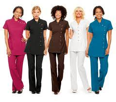 Spa uniforms manufacturer in united arab emirates by for Spa uniform uae