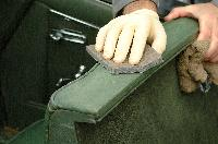 Leather softeners