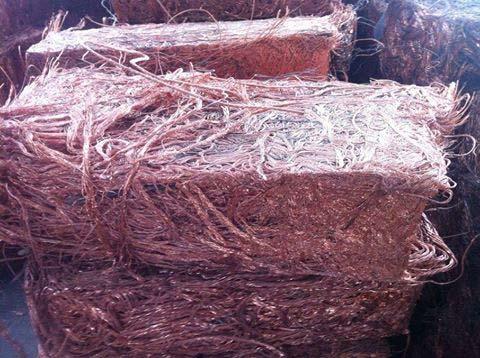 Copper Wire scrap and copper cathode