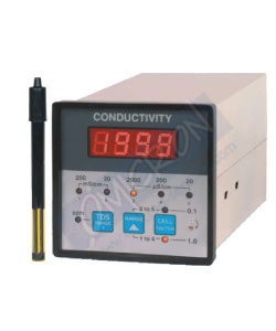EC692 : CONDUCTIVITY TRANSMITTER WITH DISPLAY