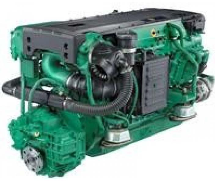 Volvo Penta 370hp D6 370 Diesel Engine Exporters In