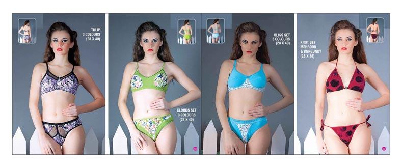 f043e4685c Ladies Bra Panty Set Manufacturer in Delhi Delhi India by Thukral ...
