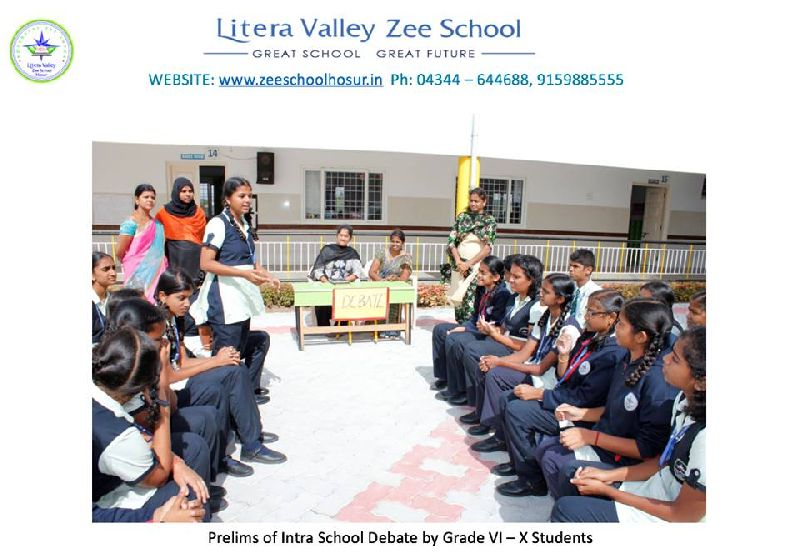 Services Litera Valley Zee School Education Service From Chennai