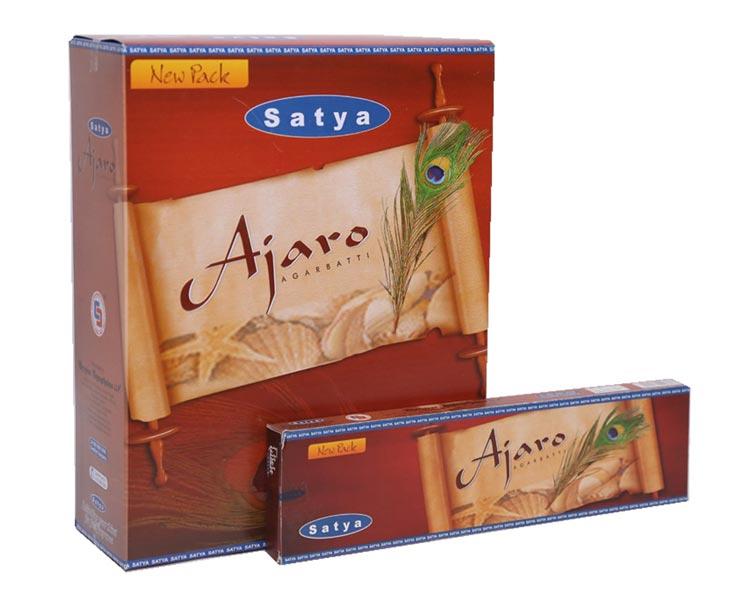 45 gm Satya Ajaro Incense Sticks