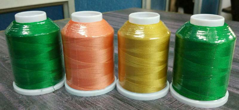 Reco Silk Embroidery Threads