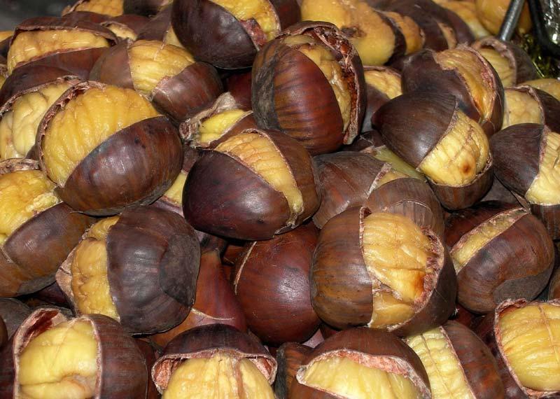 fresh chestnuts