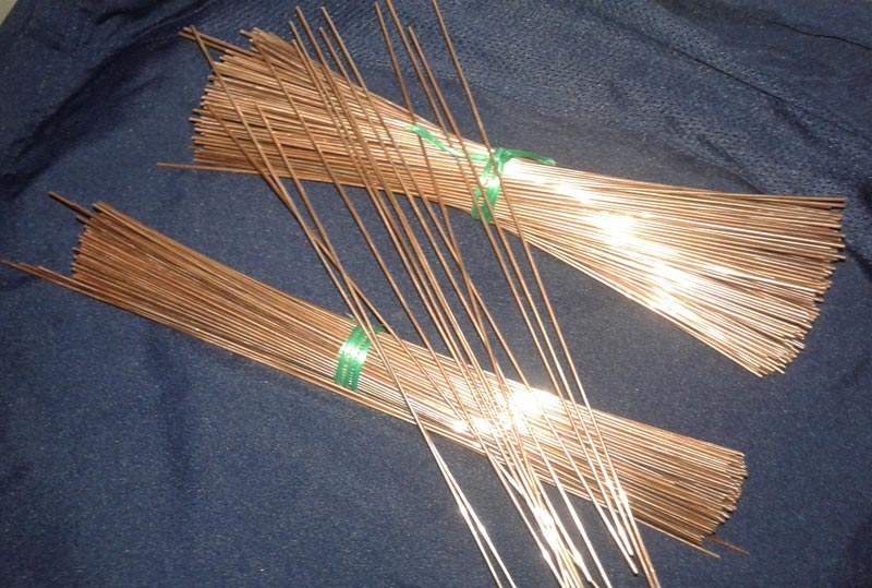 Copper Coated Wires (MS Wire)
