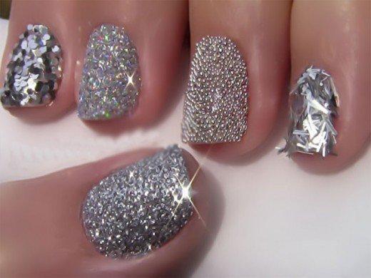 Glitter Powder For Nail Polish And Art Jphb