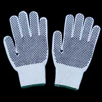 Cotton Knitted Dotted Hand Gloves (Cotton Knitted Dotte)