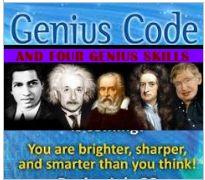 Four Skills Of Genius And The Genius Code