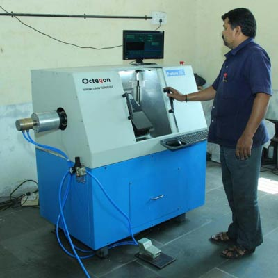 Small Parts Making CNC Lathe Machine Manufacturer in Pune
