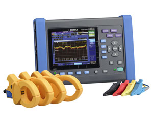 Hioki Power Quality Analyzer (PW-3198)