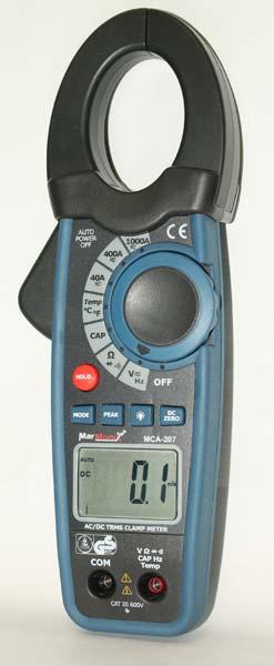 Marmonix Clamp Meter (MCA-207)