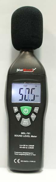 Marmonix Sound Level Meter (MSL-761)
