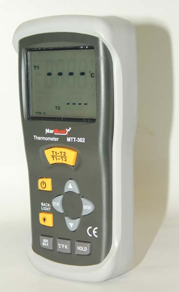 Marmonix Thermocouple Thermometer (MTT-302)