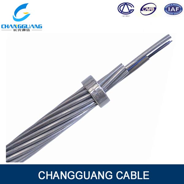 Opgw- Composite Overhead Ground Wire Fiber Optic Cable ...