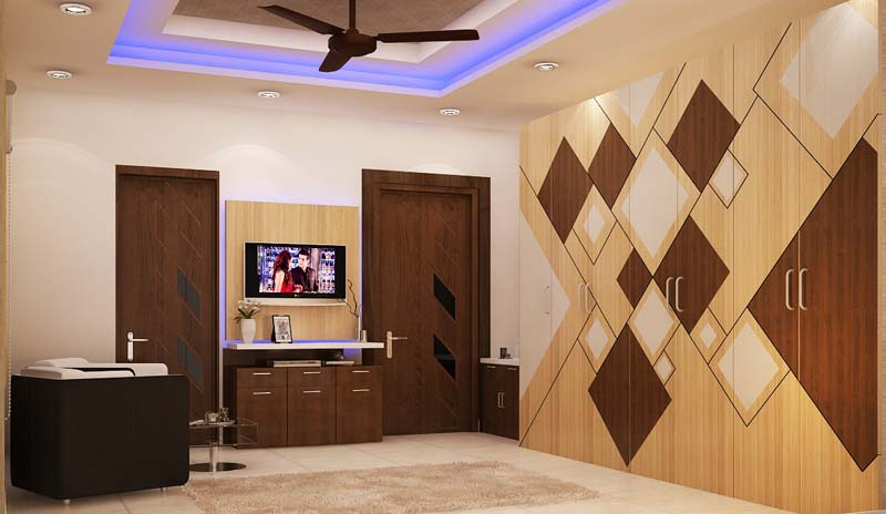 Modular Wardrobe Interior Design Manufacturer In Odisha