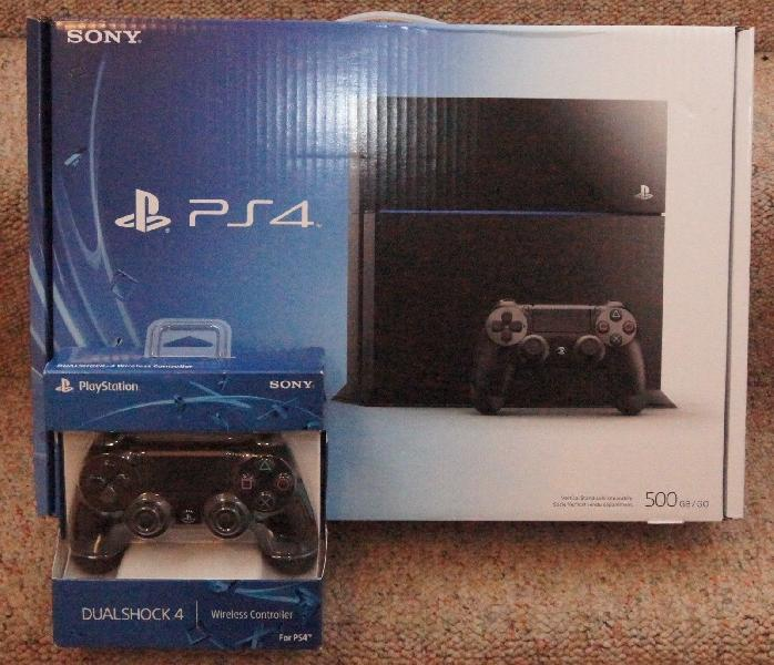 Sony PlayStation 4 Slim 500GB  PS4 Console