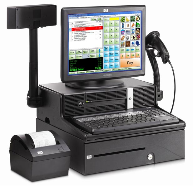 Retail Billing Software Installation Service
