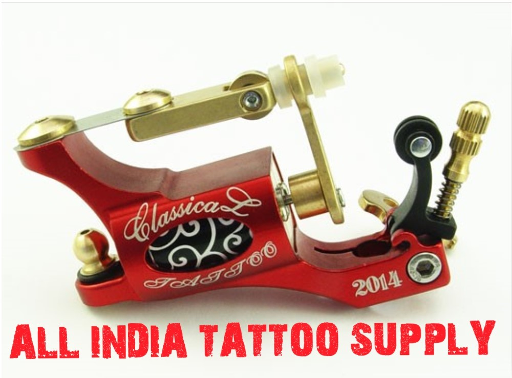 Buy Tattoo Machine Kit from AVE TATTOO SUPPLY, Bangalore, India | ID ...