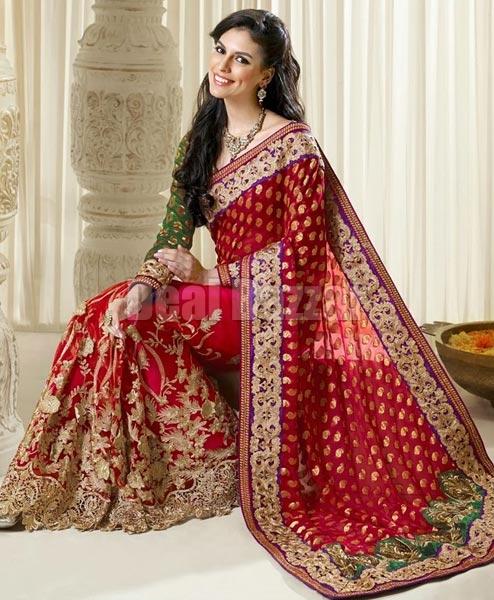 f0aea98841 Wedding Sarees Manufacturer in Surat Gujarat India by Deal Bazzar ...