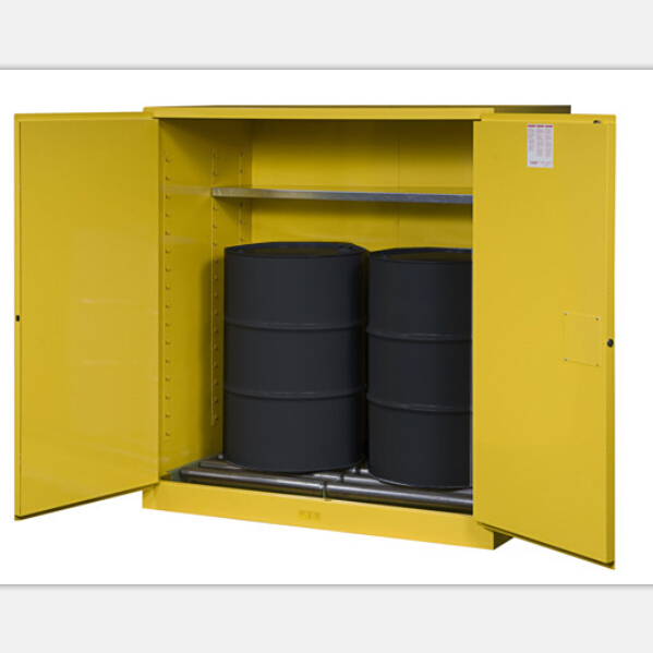 Buy Oil Drum Safety Storage Cabinet from Wuxi Safoo Metal Products ...