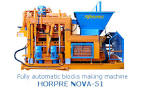 Horpre-concrete Block Making Machine