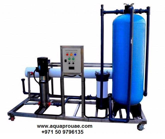 Industrial Water Filtration System (Domestic / Industrial water Filtration)