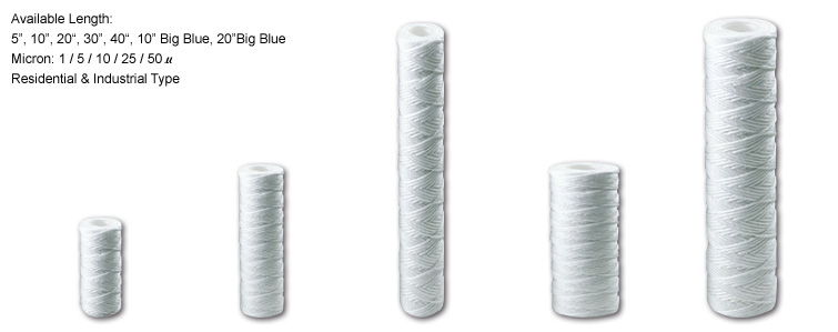 Water Filter Cartridges (Aquapro Filter & Cartridges)