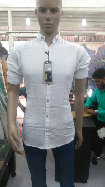 Plain Casual Shirts (VG-M1022-1)