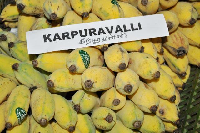 Karpooravalli Banana