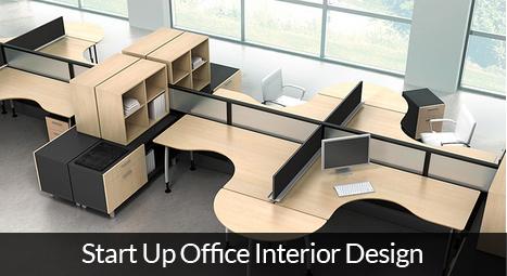 Start Up Office Interior Design Service