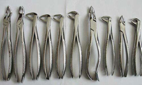 Tooth Extraction Forcep Manufacturer In Sialkot Pakistan By Double Star Surgical Instruments Id 1570499
